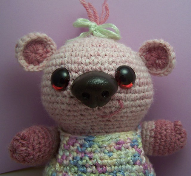 Amigurumi Eyes Australia : CROCHET BEAR AND DOLL - Crochet Learn How to Crochet