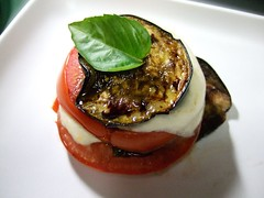 Eggplant Caprese photo by egseah