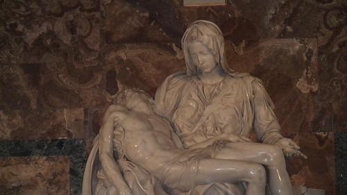 Michelangelo's Pieta (Vatican City)