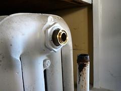 Replacing A Radiator Valve | Bungalow23