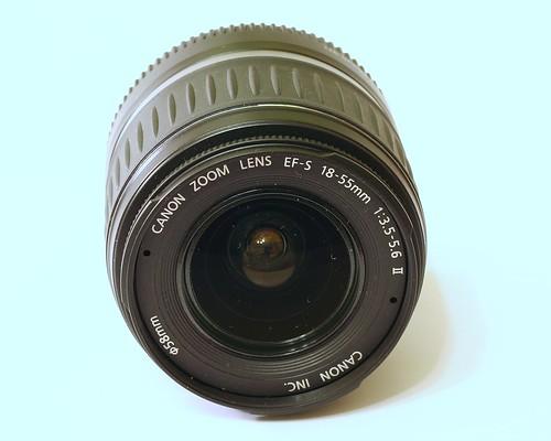 Canon EF-S 18-55mm Kit 鏡