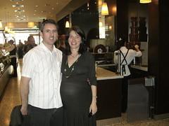 Us at Brunetti's, Carlton