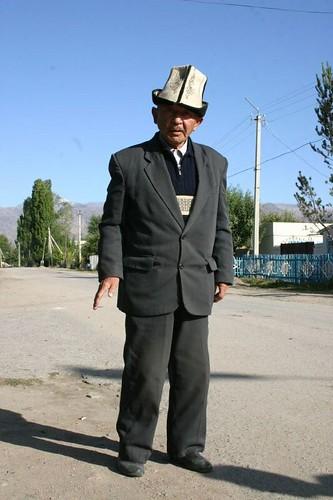 Hat Man #1
