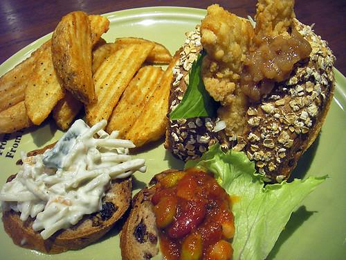 Lunch @ reverse ochanomizu