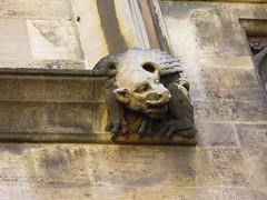 Gargouille à Oxford
