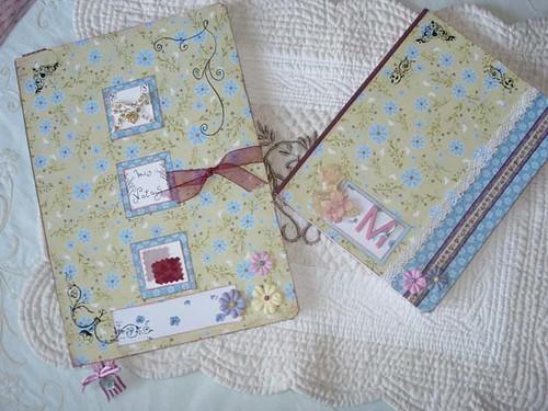 Las labores de Mercedes: Mas cuadernos