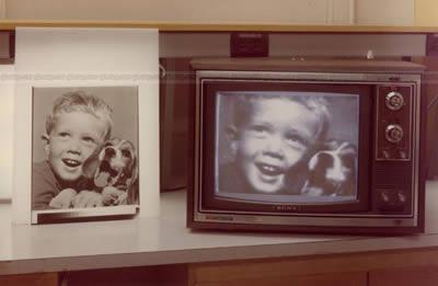 La primera cámara y fotografía digital de la historia