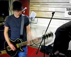 Static Vendetta Band Practice:  John