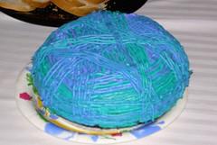 yarn cake 2