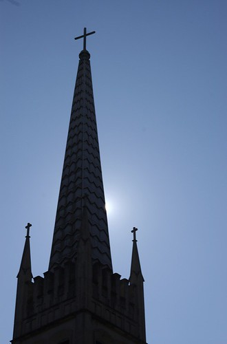 Steeple, Sun In My Face
