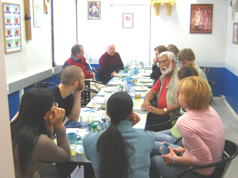 Chaff meeting on 22nd October 2006