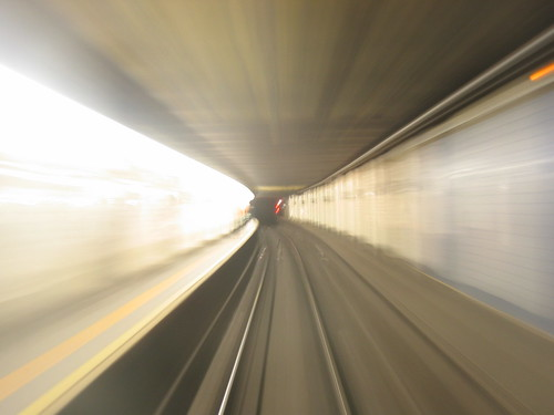 Subway Speed