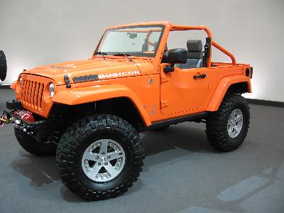 Jeep JK Wrangler Rubicon King