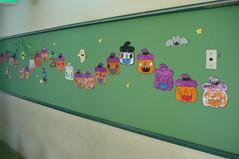 壁飾り「ハロウィーン」