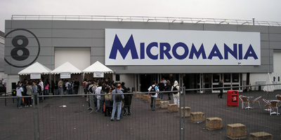 Salon Micromania 2006