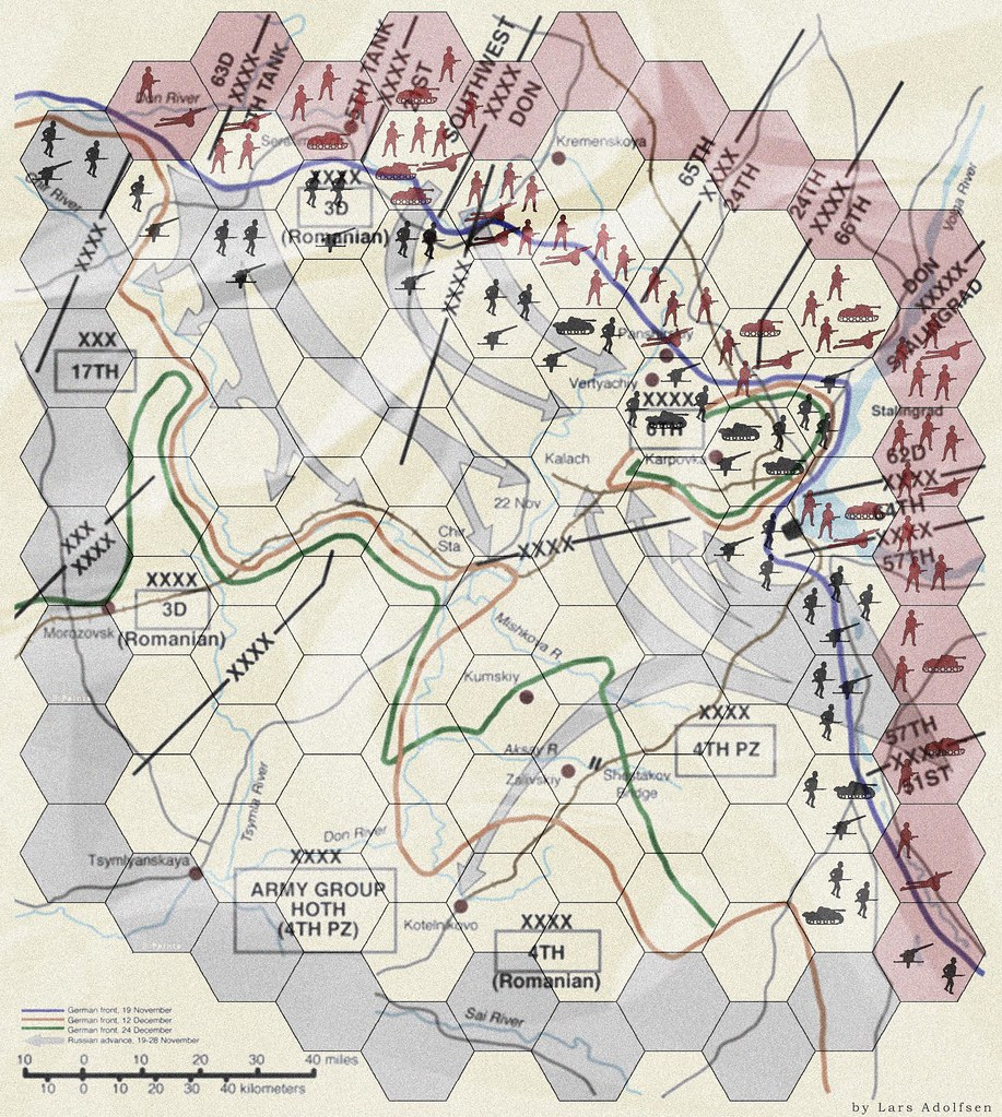 Map to Stalingrad game - Harris Game Design Forums