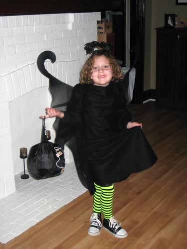 Black Winged Angel Diva