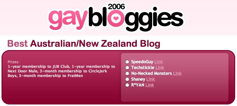 GayBloggies