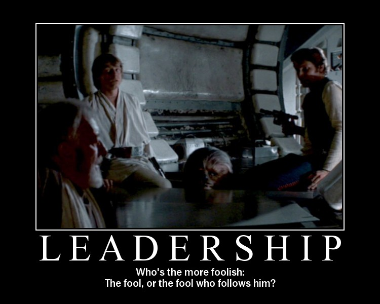 Funny Star Wars picture, Deliverance parody