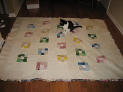 Mimi's quilt
