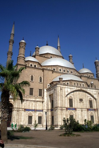 Mohammed Ali's Mosque