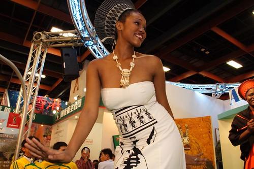 非洲服裝秀