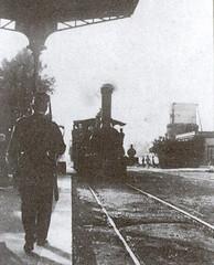 Vigilancia en la estación