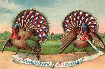 Thanksgiving - Pair