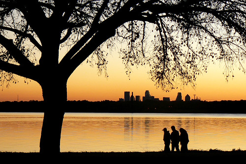 White Rock Lake, Dallas, TX 11-11-06