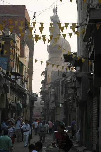The Streets of Islamic Cairo