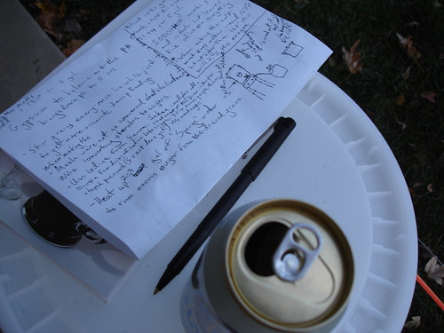 beer note taking