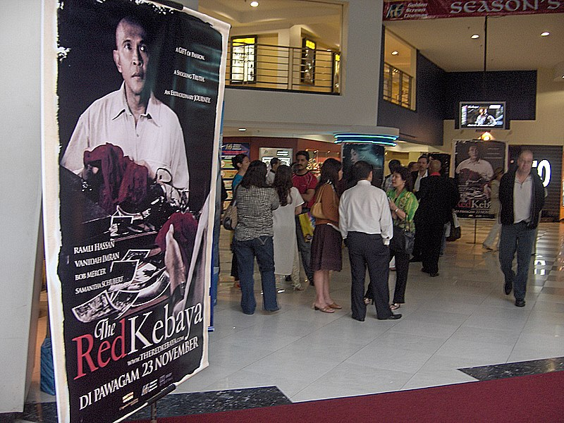 The Red Kebaya Press Preview & Press Conference