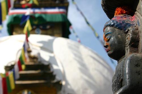 Kathmandu street scene...