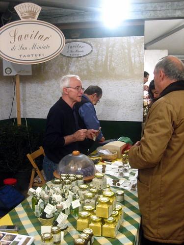 Place Husbear bought truffles