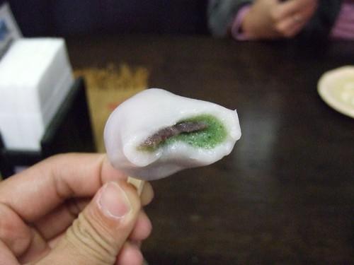 甘香舍的和菓子