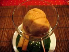 Tamarind sorbet - 3 Nagas
