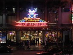 Disney Soda Fountain, Hollywood