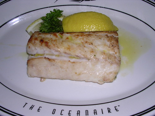 Striped Sea Bass