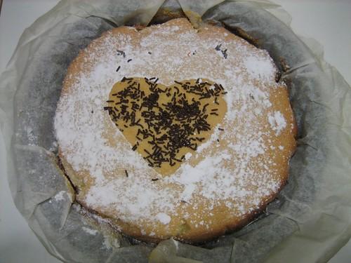 Luz's cake