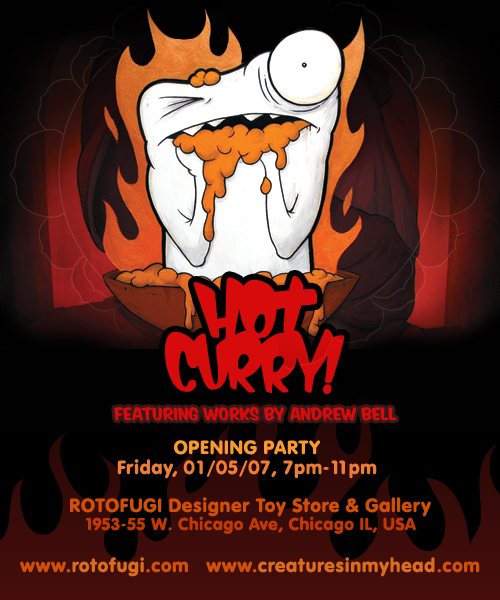HOT CURRY!