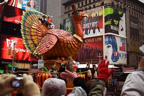 Macy's Thanksgiving Day Parade 06, Turkey