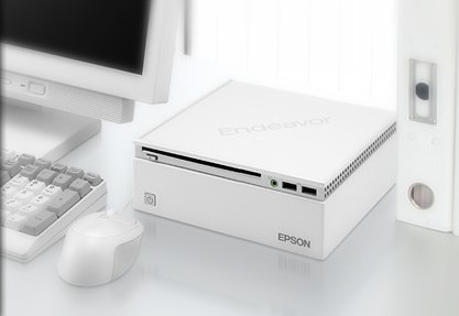 Endeavor ST100 micro PC