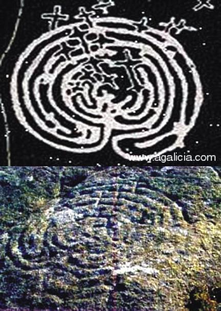 pedra escrita