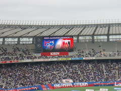 J1第33節 浦和レッズvsFC東京