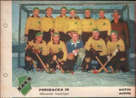 Forsbacka IF 1952