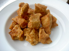Tofu nuggets