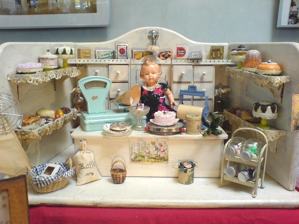 mini bakery shop