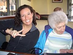 Jess, Grandma