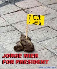 Jorge Mier for Pres