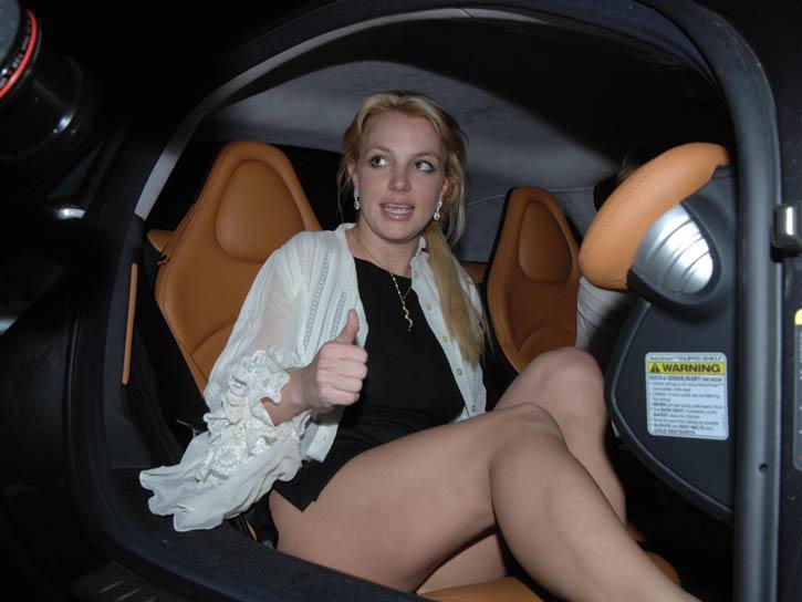 Britney Spears y Celeb desnuda